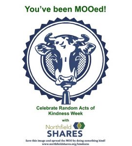 you have been mooed